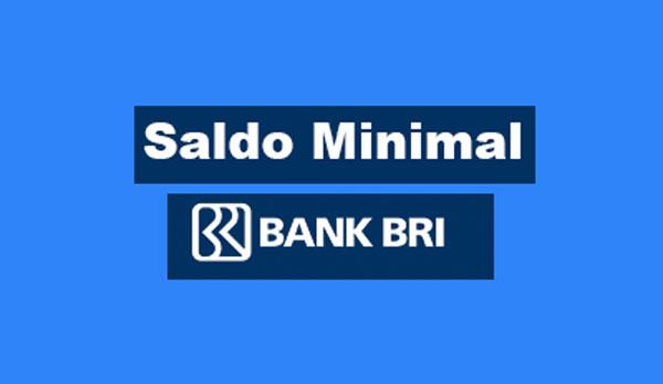 Saldo Minimal Bri Setelah Transfer Atau Tarik Tunai Terbaru Infogobank Com