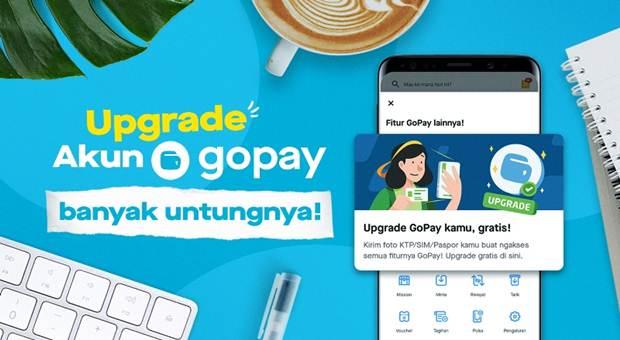 Cara Upgrade di GoPay Plus