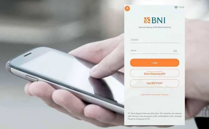 Cara Beli Token Listrik Lewat BNI Mobile