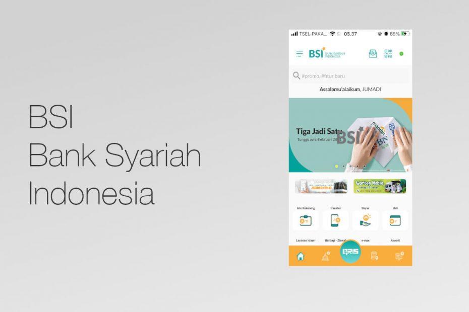 Cara Pembayaran E-Commerce Langsung Di BSI Mobile